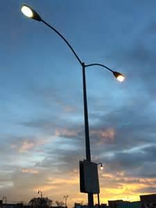 Parking lot lights (pd)